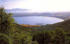 The gulf of Baratti